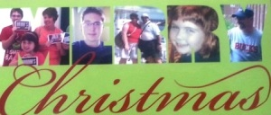 Arduini Christmas card 2012