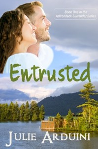 Entrusted is a perfect Christmas read.