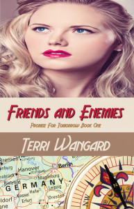 Friends and Enemies by Terri Wangard.