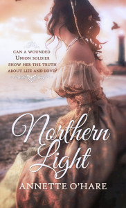 Northern Light is Annette O'Hare's first release.
