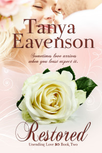 Tanya Eavenson interviews her characters from RESTORED.