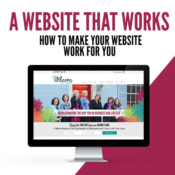 A Website that Works