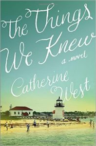 Book Review: The Things We Knew by Catherine West
