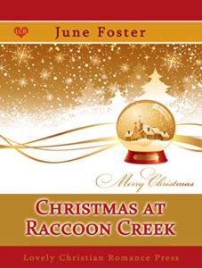 Christmas at Raccoon Creek by June Foster