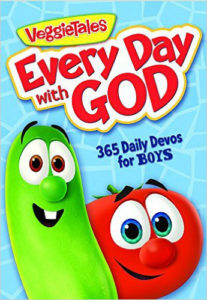 Book Review: VeggieTales Every Day with God