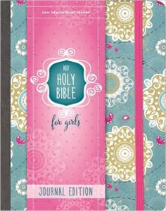 NIV Holy Bible for Girls