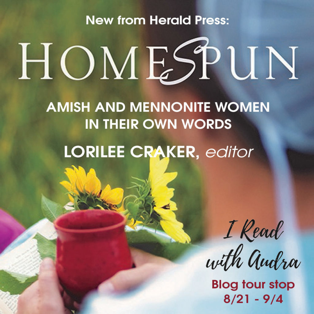 Book Review: Homespun, Amish and Mennonite Women in Their Own Words