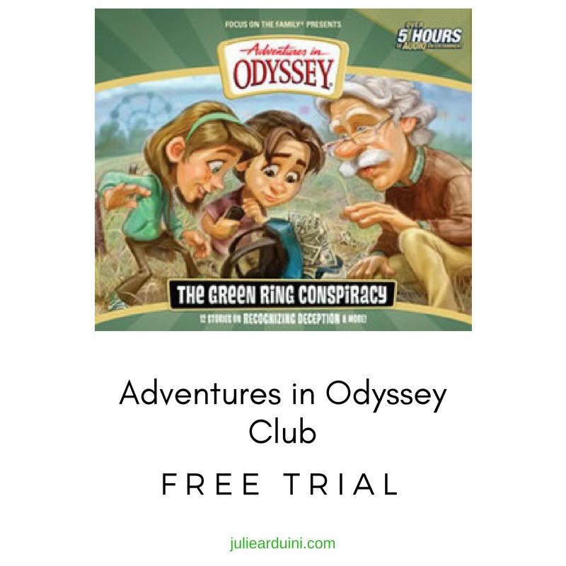 Adventures In Odyssey Club Julie Arduini Surrender